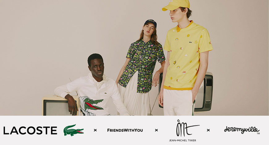 DISCOVER CROCOSERIES LIMITED COLLECTION