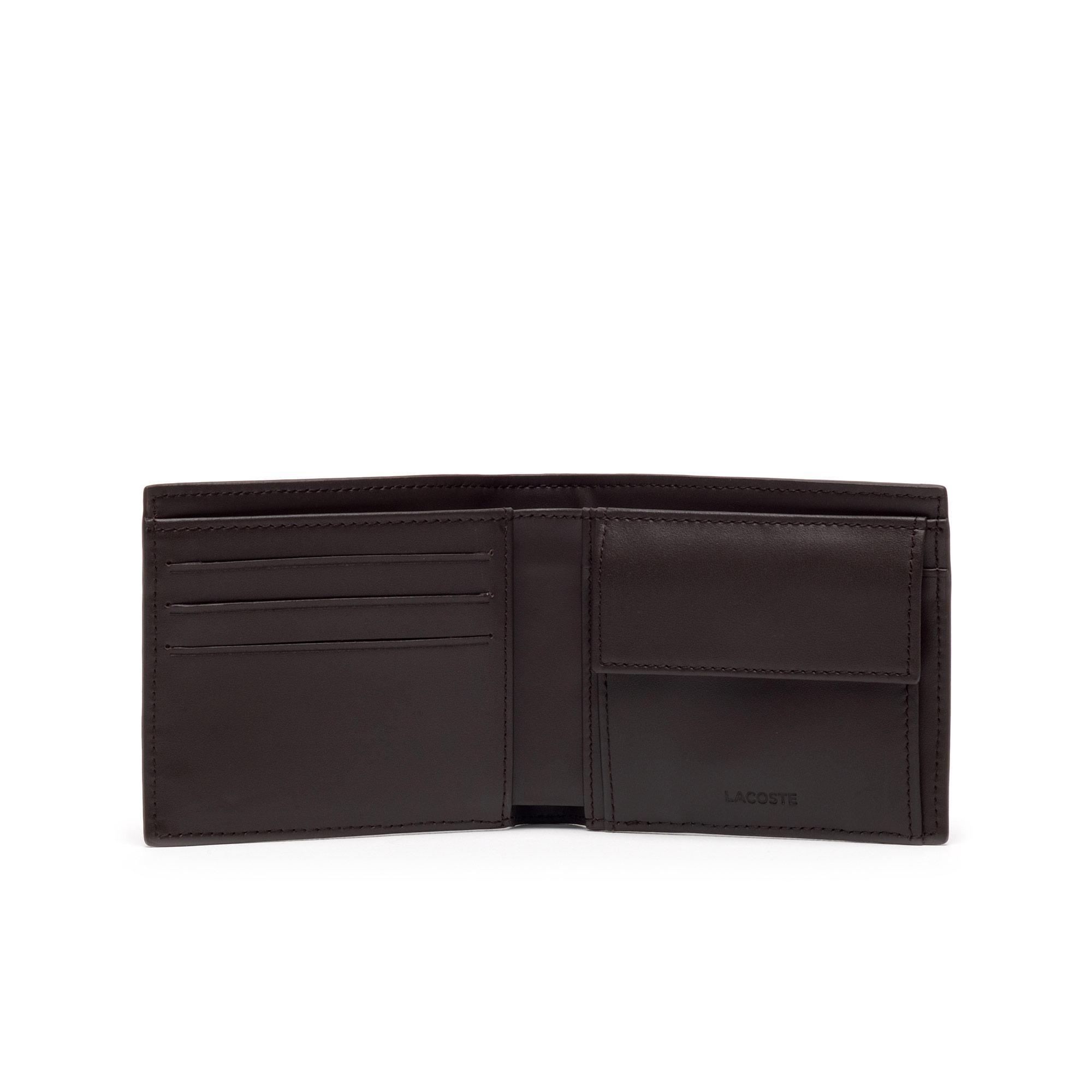 Lacoste Men's Fitzgerald Billfold in Leather
