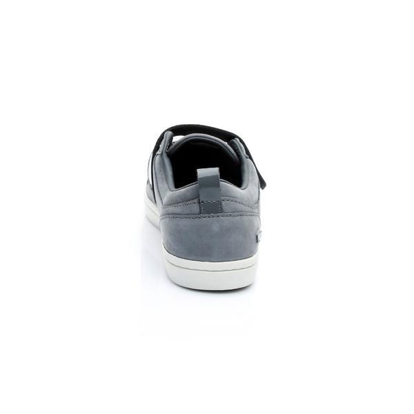 Lacoste Women's Straightset Strap 318 1 Bordeaux Sneakers