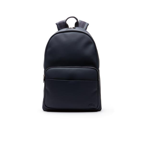 Lacoste Men's Classic Petit Piqué Backpack