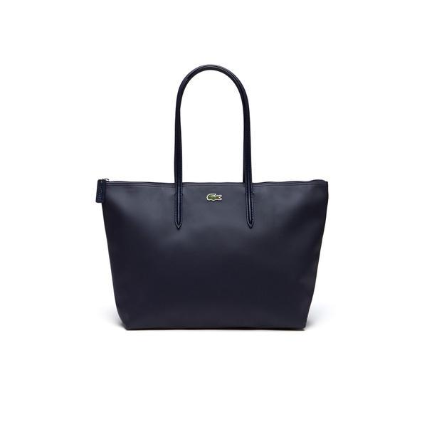 Lacoste Women's L.12.12 Concept Zip Tote Bag