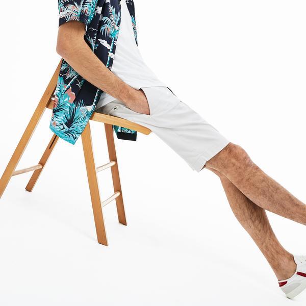 Lacoste Men's Slim Fit Bermudas