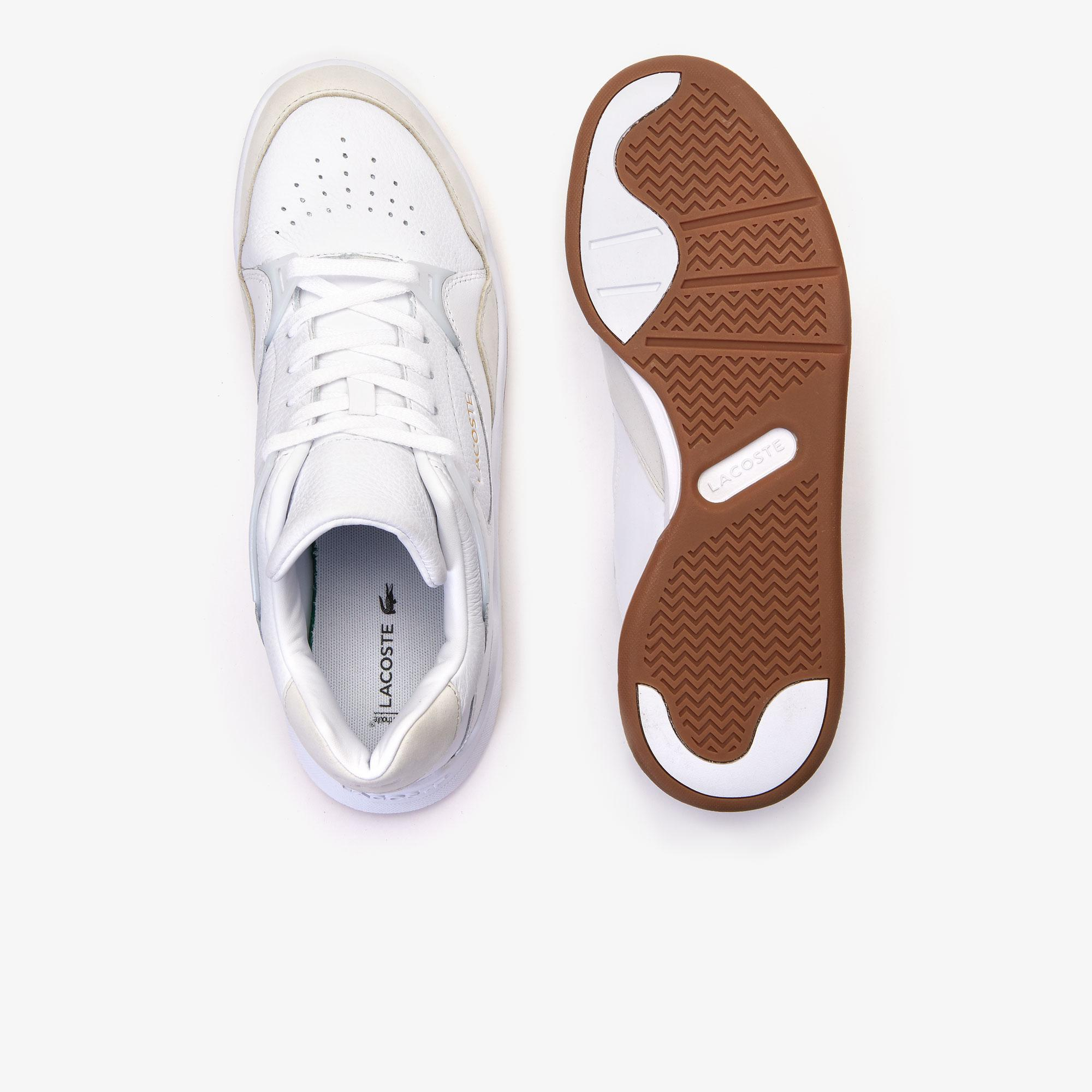 Lacoste Men's Court Slam 319 1 Sma Leather Sneakers