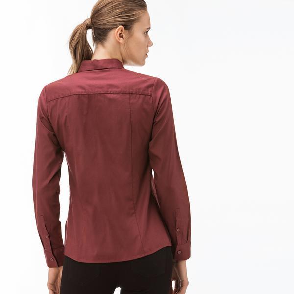 Lacoste Women's Woven Shirt