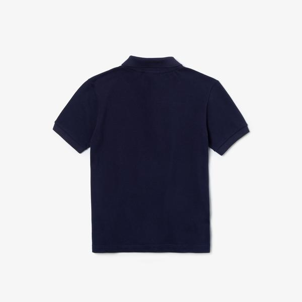 Lacoste Children L/S polo