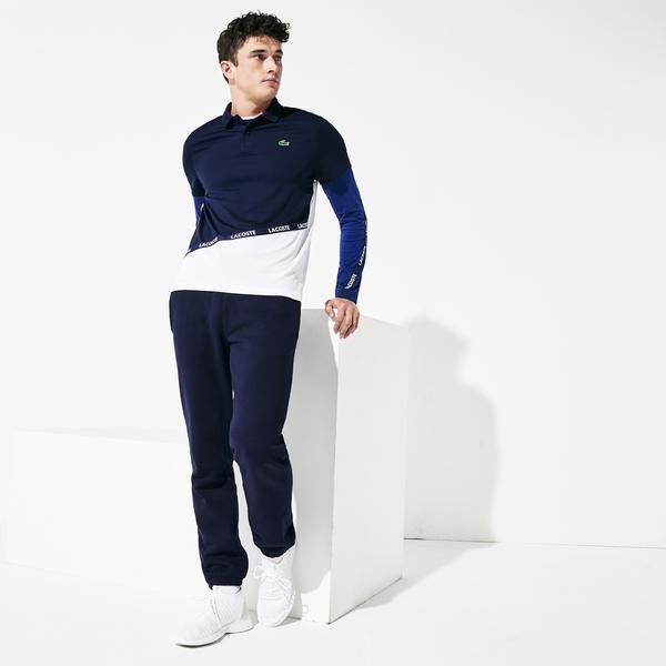 Lacoste Sport Men's Tennis Trackpants in Fleece