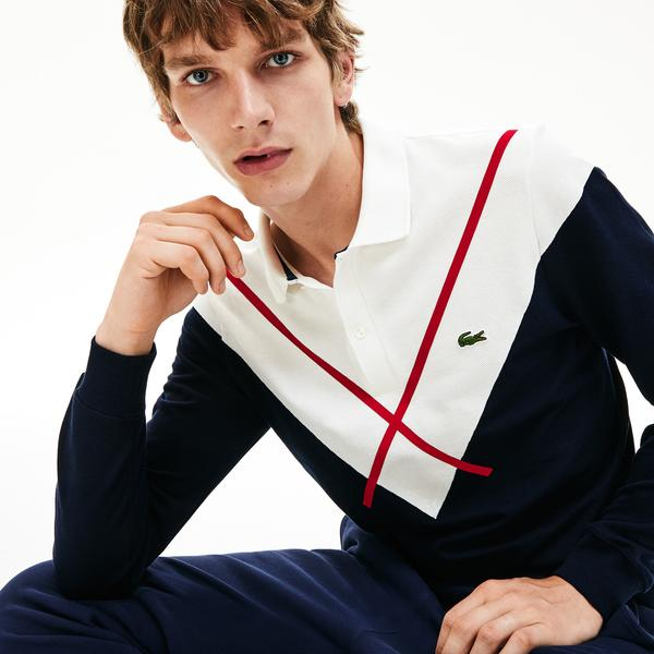 Lacoste Men's Made In France Regular Fit Polo Shirt