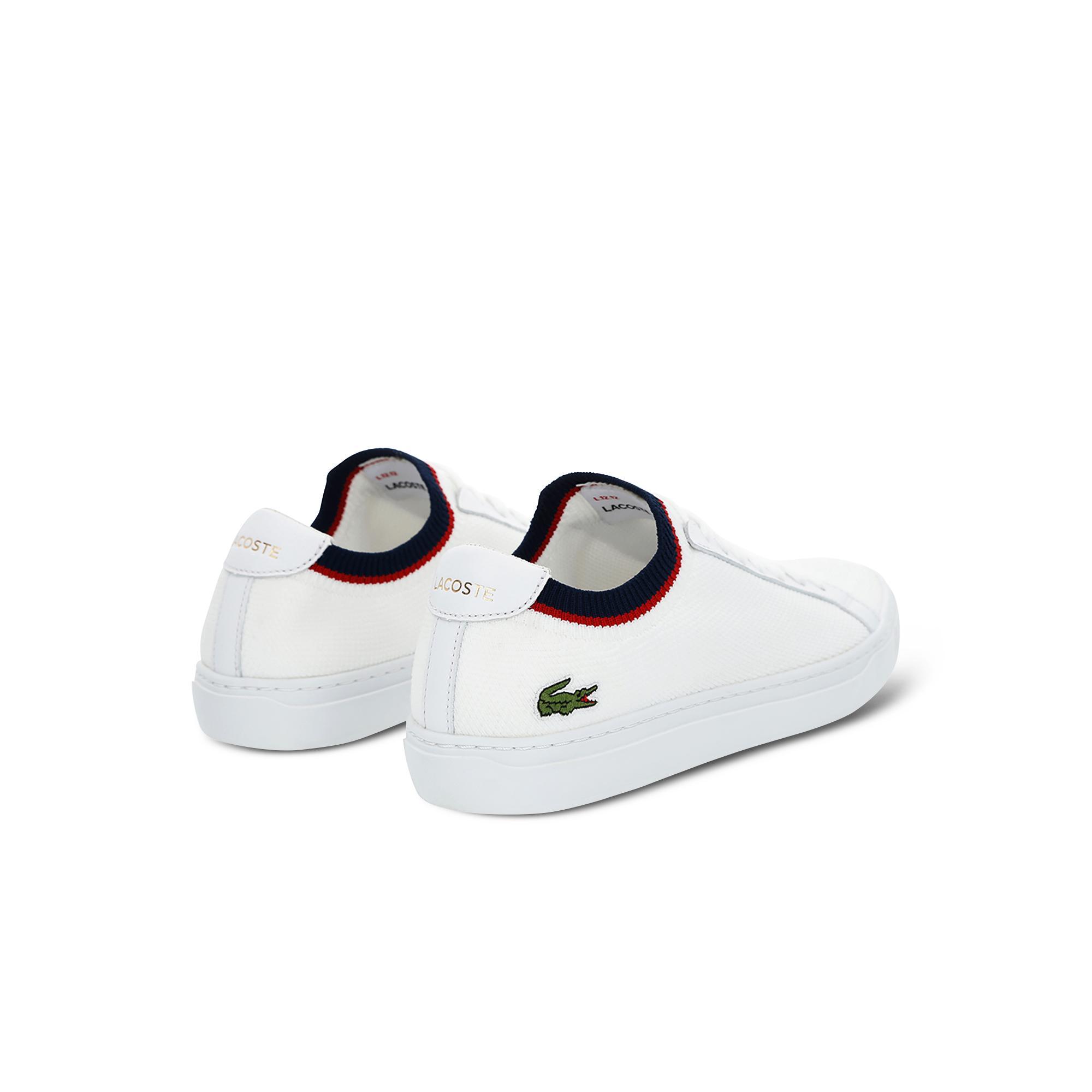 Lacoste Men's La Piquee 119 1 Cma Leather Sneakers