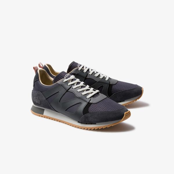Lacoste Men's Aesthet 120 3 Sma Leather Sneakers