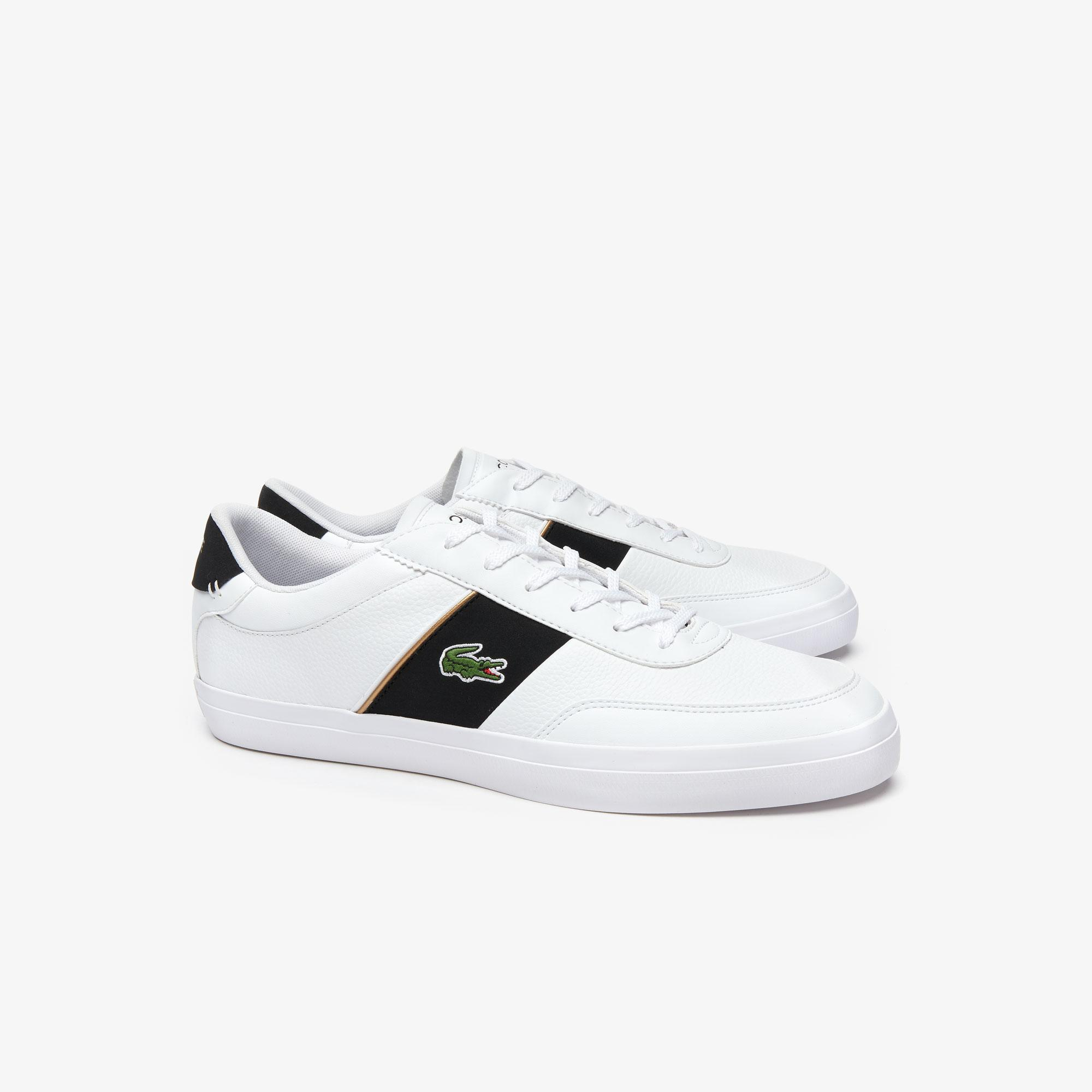 Lacoste Men's Court-Master 319 6 Cma Casual Leather Sneakers