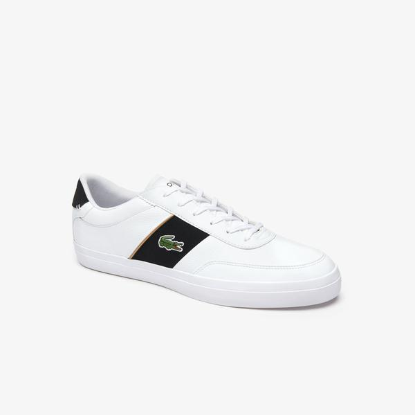 Lacoste Men's Court-Master 319 6 Cma Casual Leather Shoes