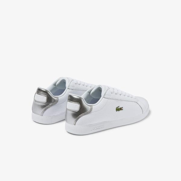 Lacoste Women's Graduate 120 1 Cfa Leather Sneakers