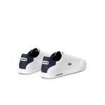 Lacoste Men's Graduate Premium Leather Sneakers