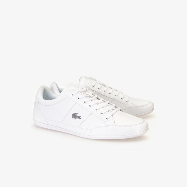 Lacoste Men's Chaymon Bl 1 Cma Casual Leather Shoes