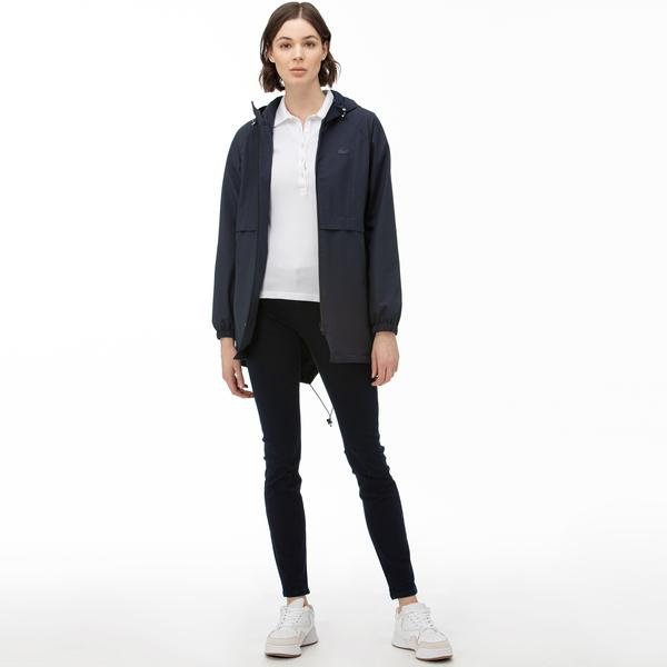 Lacoste Women's Hooded Jacket