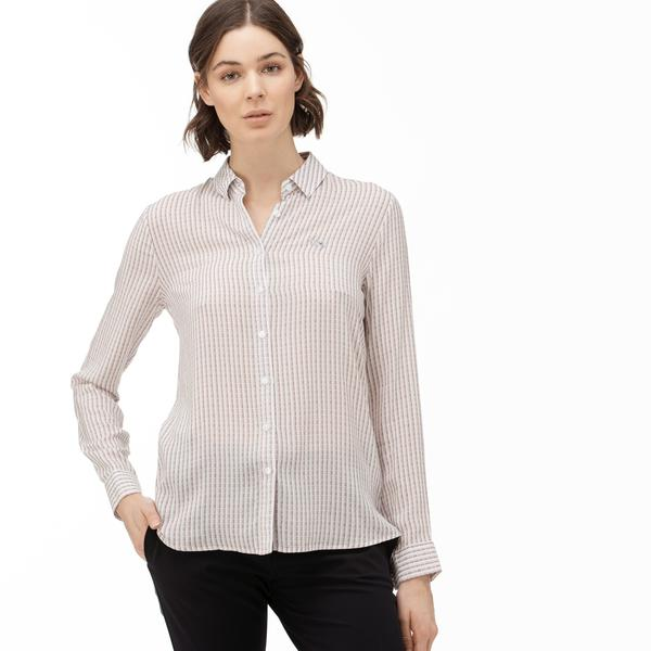 Lacoste Women's Graphic Shirt