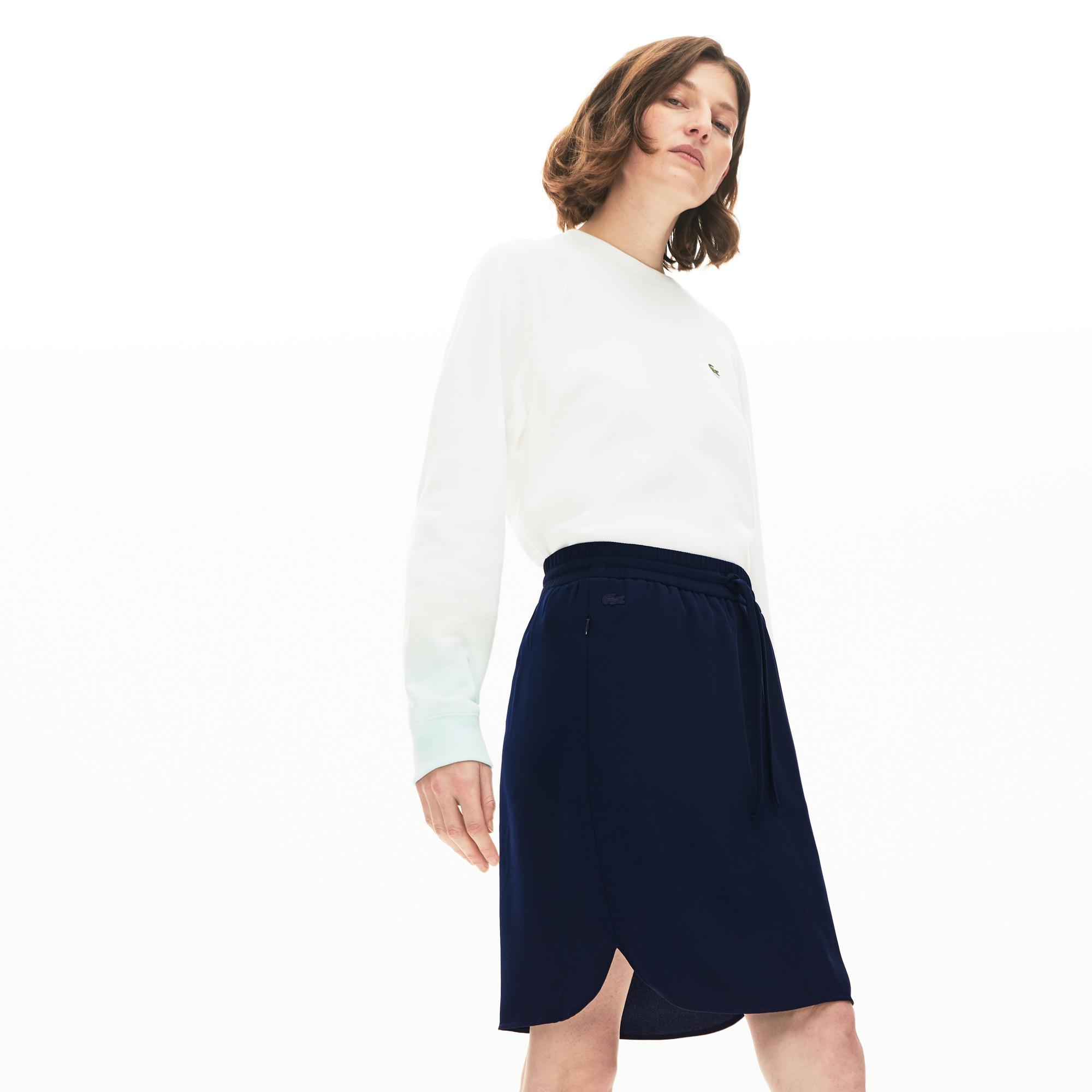 Lacoste Women's Elasticised Waistband Skirt