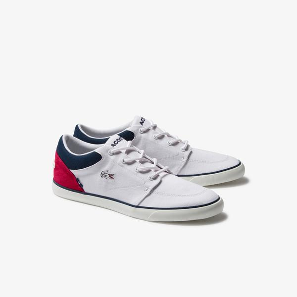 Lacoste Men's Bayliss Canvas Sneakers