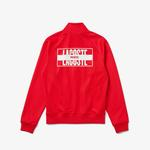 Lacoste L!VE Unisex Print Back Tracksuit Jacket