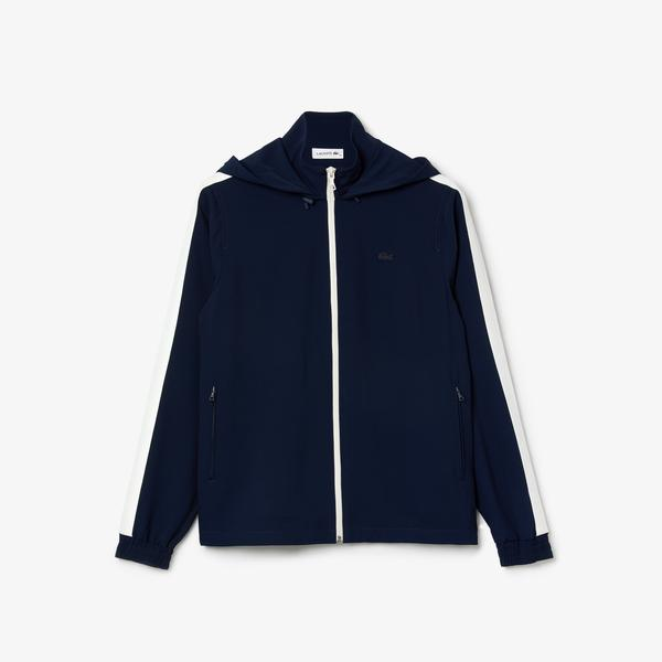 Lacoste Women's Hooded Zip Sweatshirt