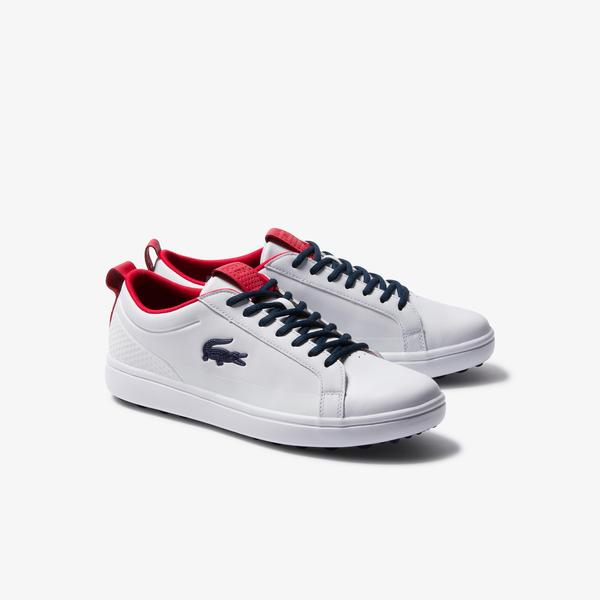 Lacoste Men's G Elite Synthetic Sneakers