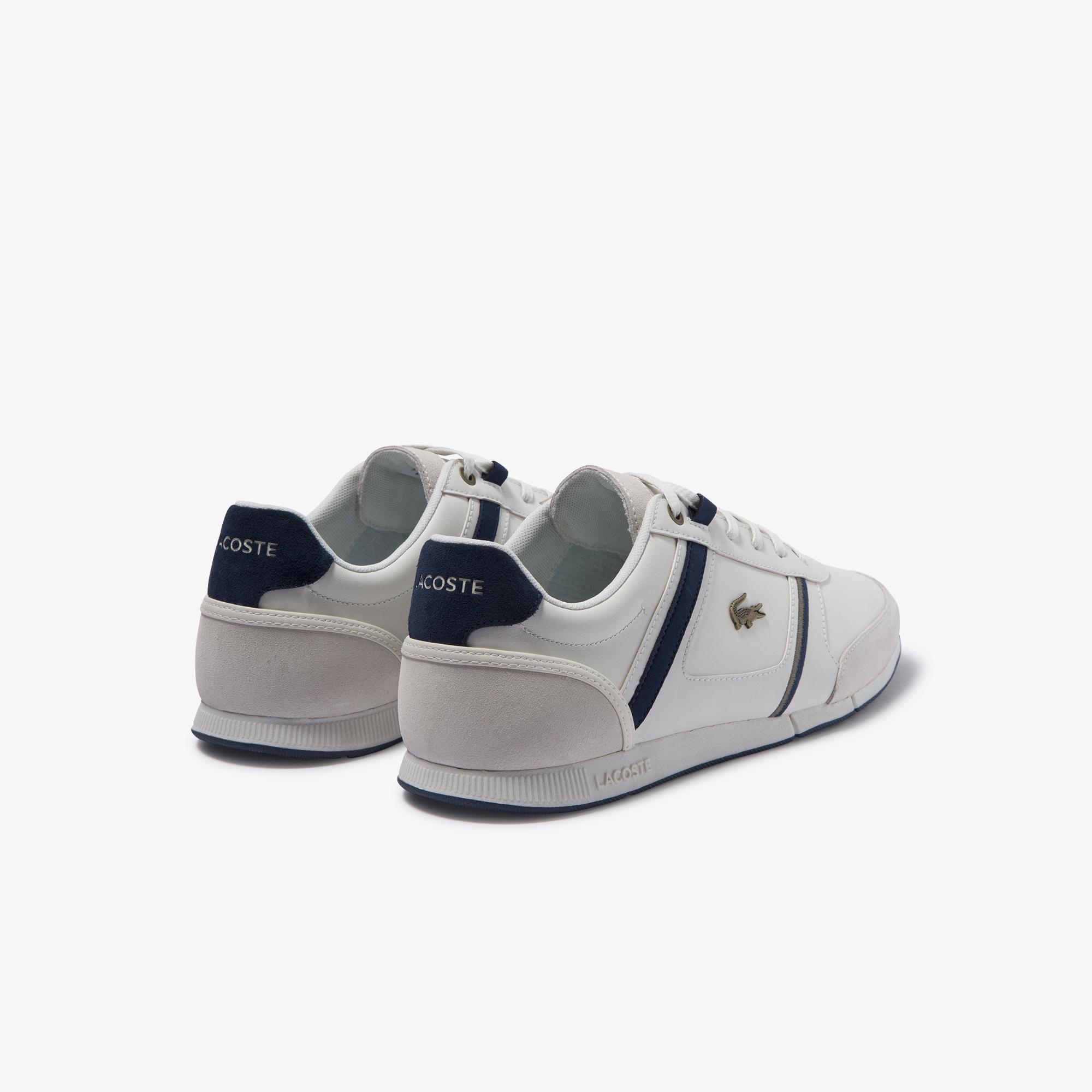 Lacoste Men's Menerva 120 1 Cma Casual Leather Shoes