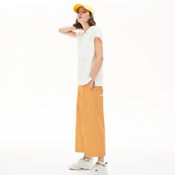 Lacoste Women's Sleeveless Blouse