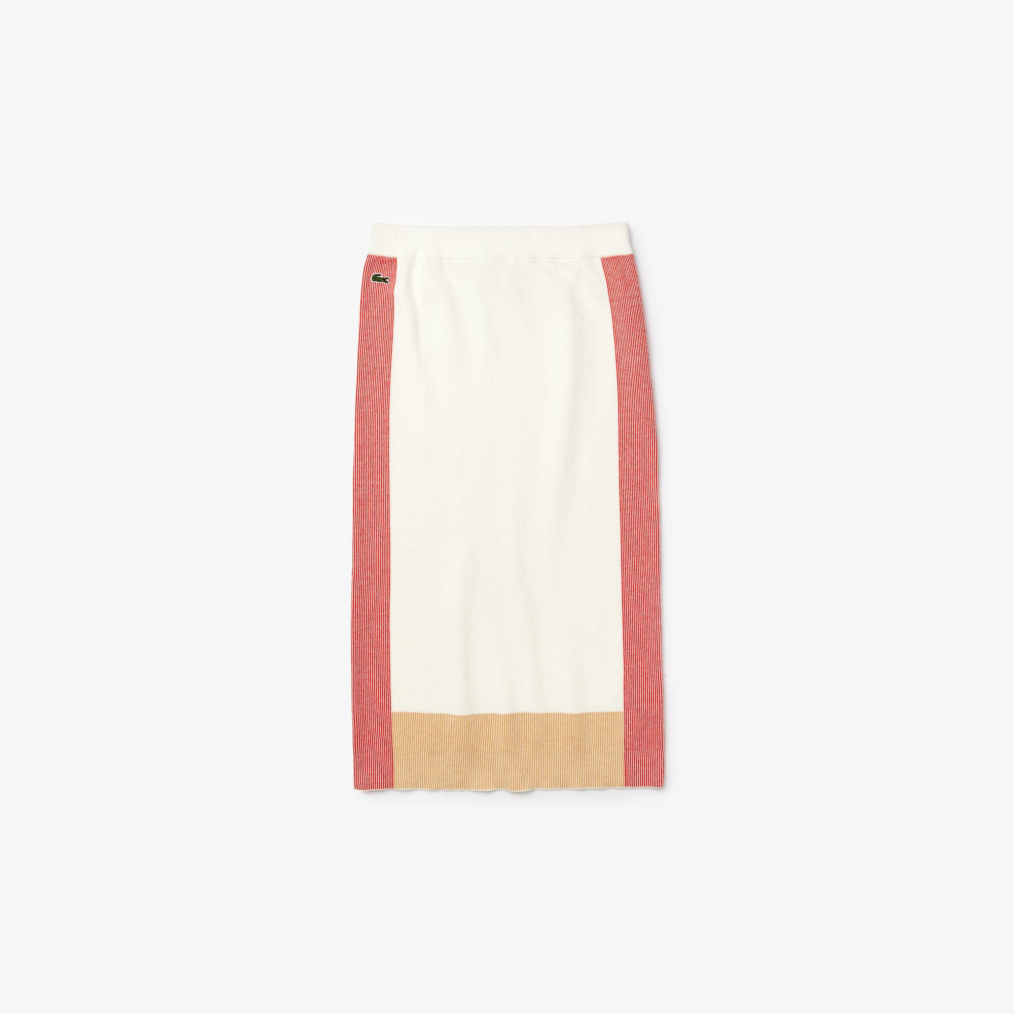 Lacoste Women's Colourblock Pencil Skirt