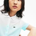 Lacoste Women's Made İn France Organic Cotton Piqué Polo