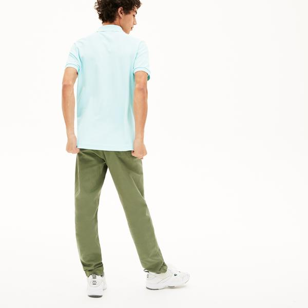 Lacoste Men's Cotton Piqué Polo