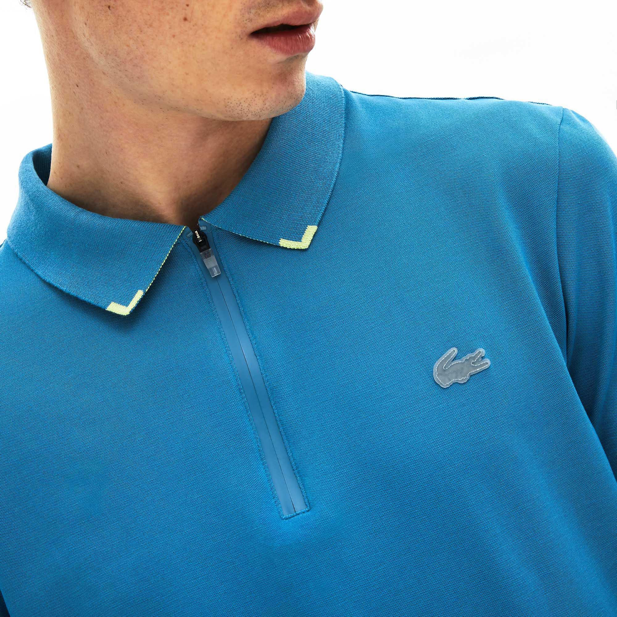 Lacoste Men's Motion Ultra-Light Cotton Polo