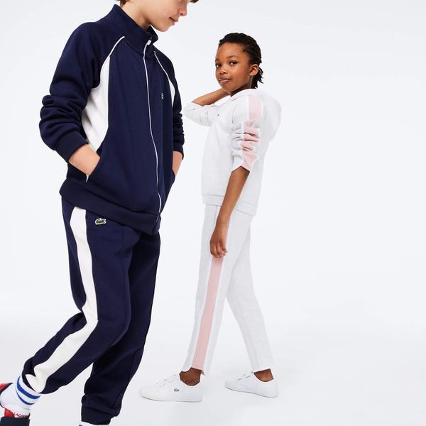 Lacoste Boy's Cotton-Blend Trackpants
