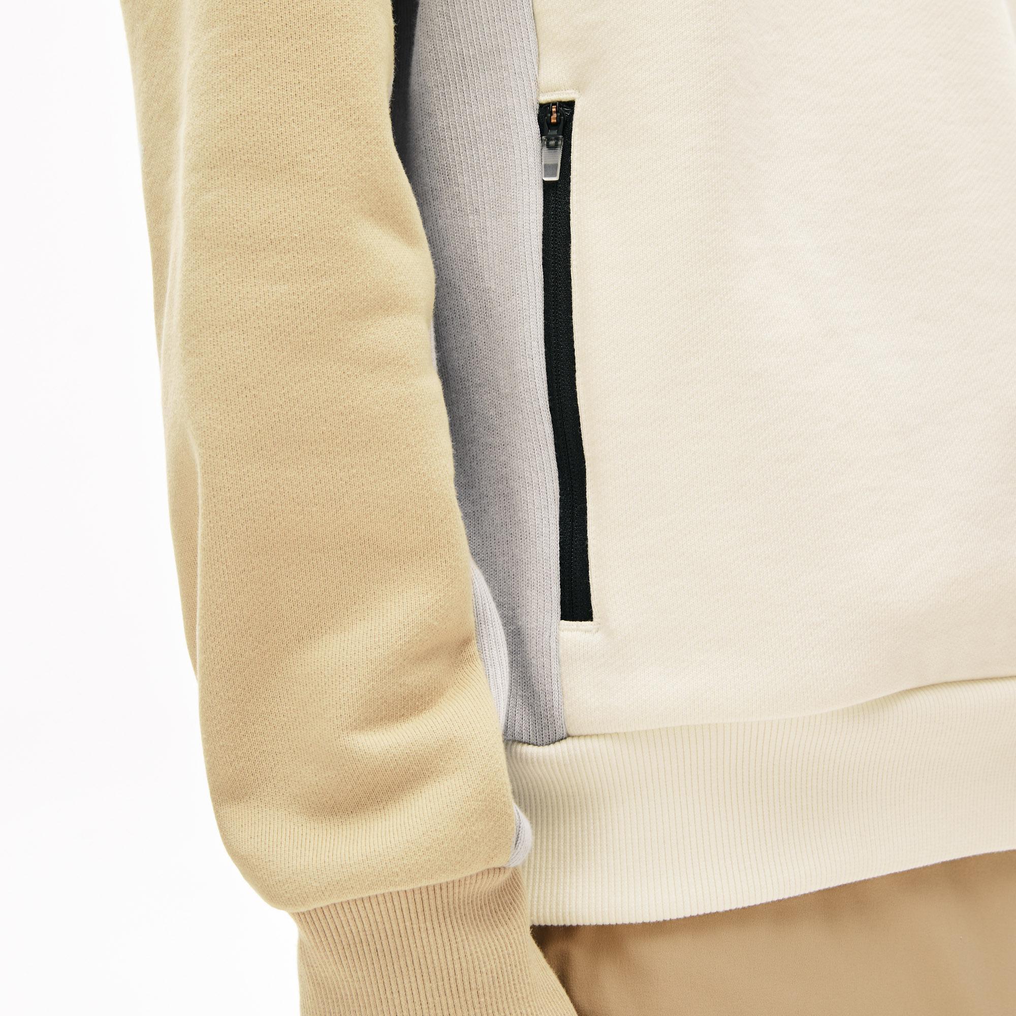 Lacoste Men's Motion Colourblock Crew Neck Sweatshirt