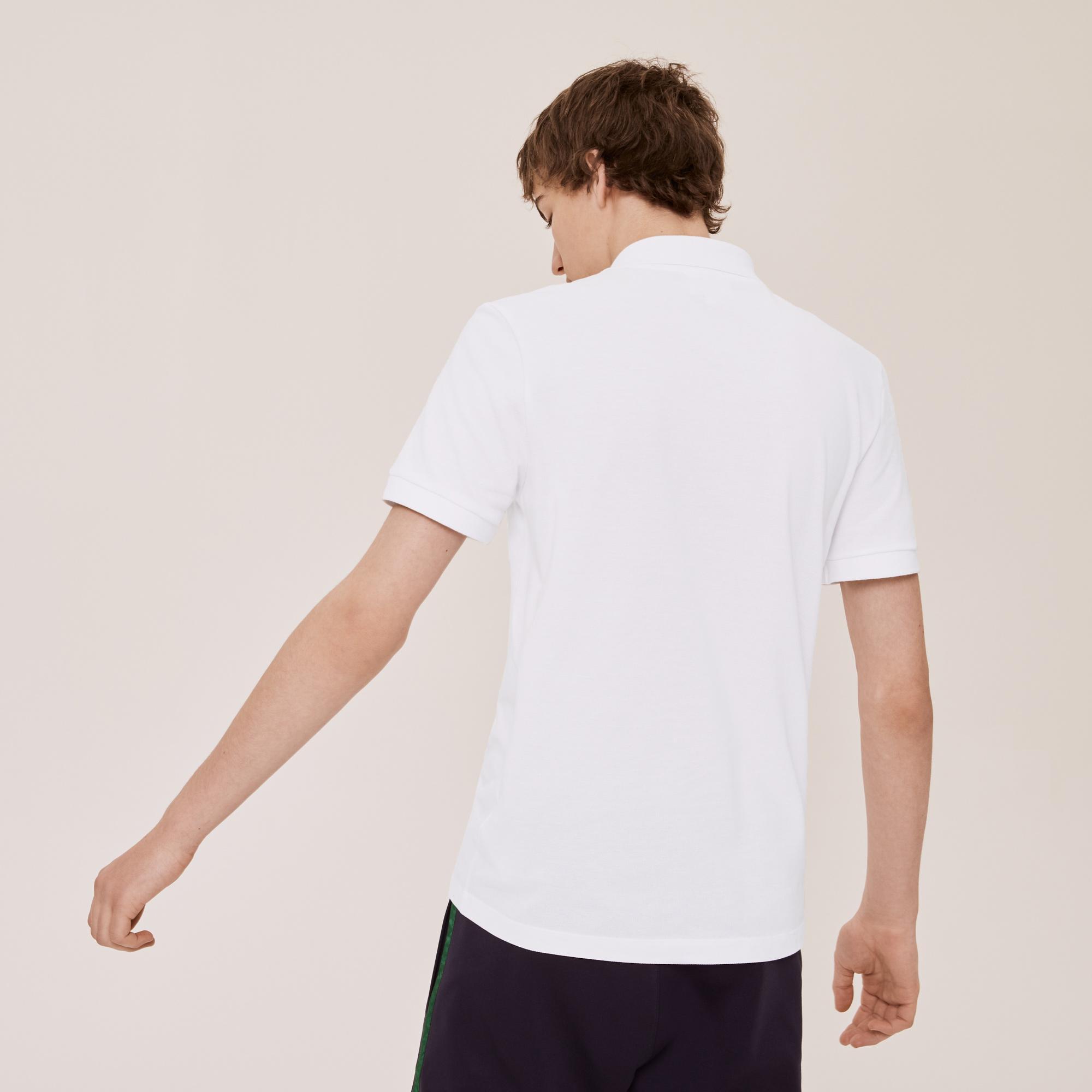 Lacoste Men's Graphic Polo
