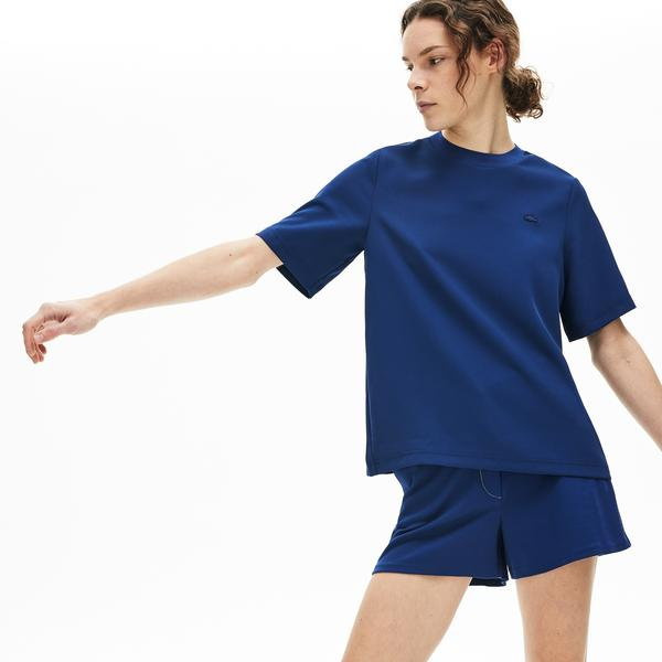 Lacoste Women's Twill T-Shirt