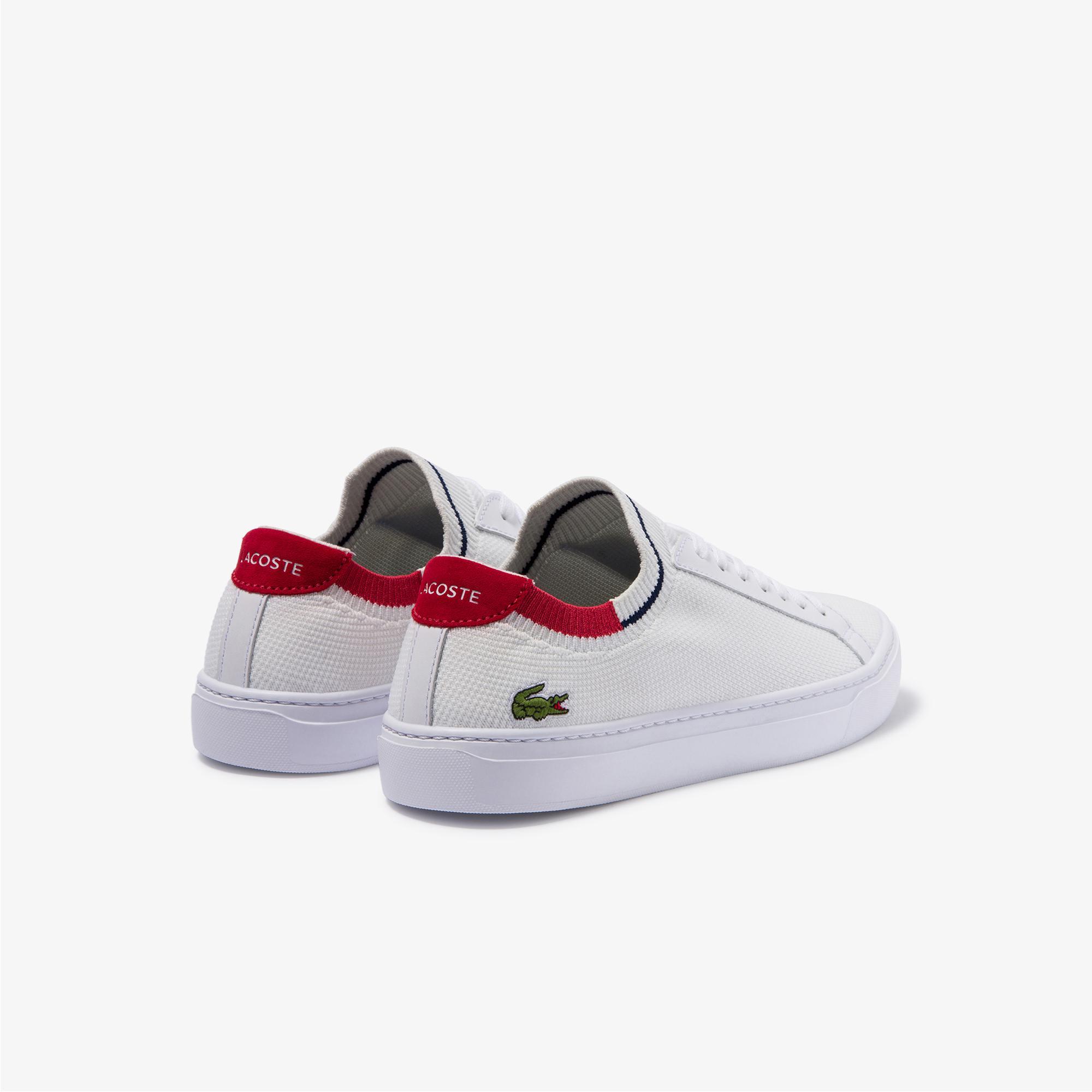 Lacoste Men's La Piquée Textile Sneakers
