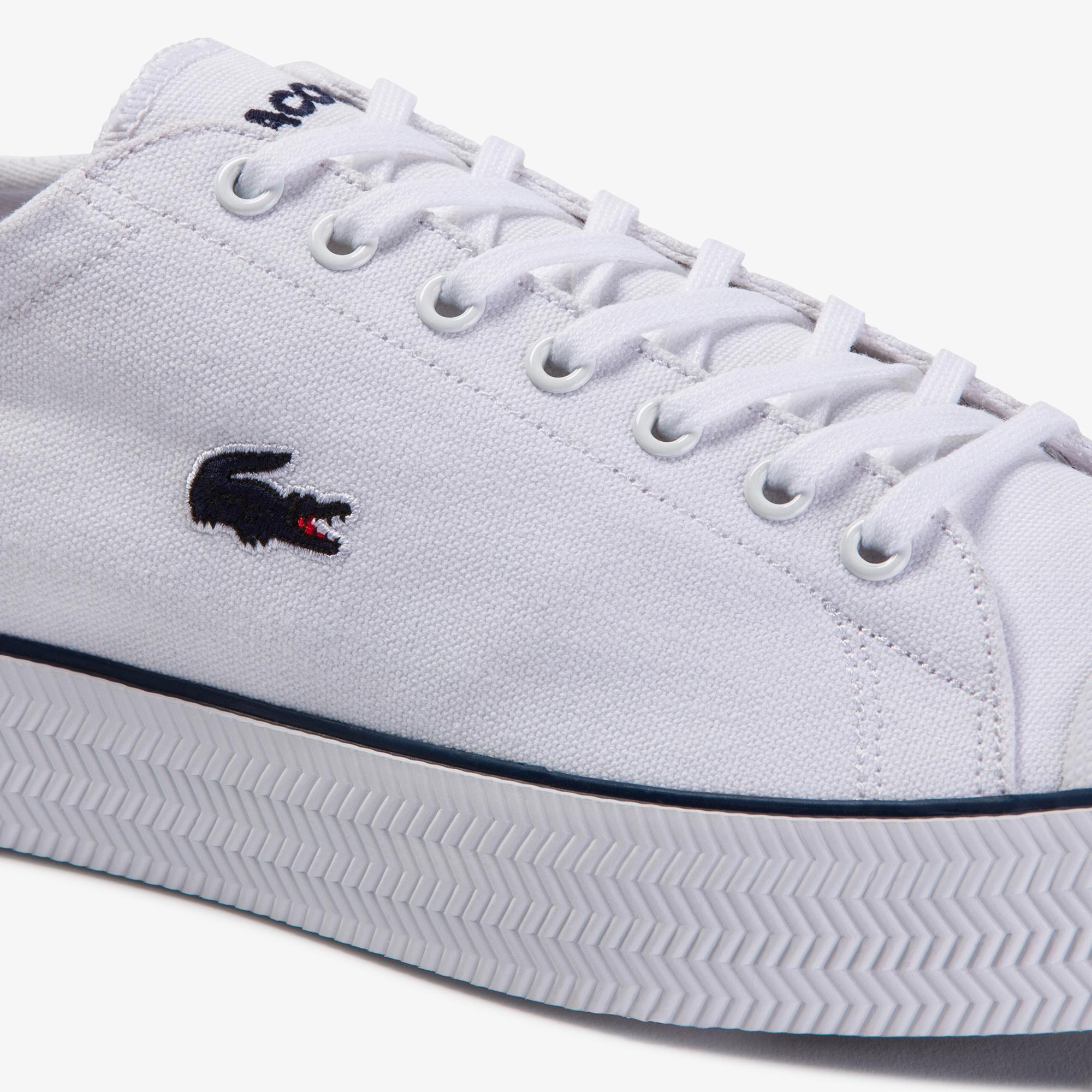 Lacoste Men's Gripshot 120 2 Cma Leather Sneakers