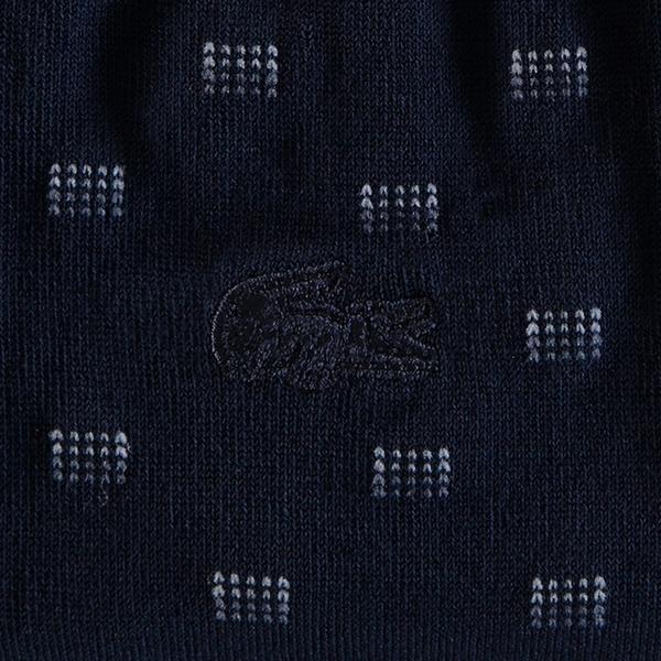 Lacoste Men's Patterned Socks