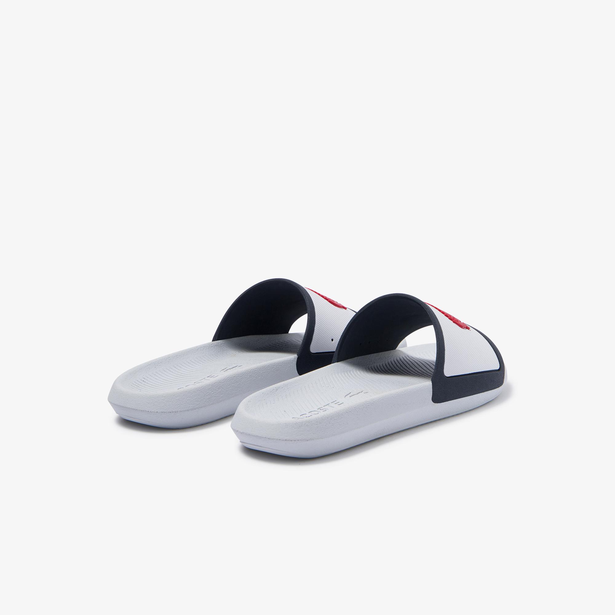 Lacoste Men's Croco Slıde Trı3 Cma Shoes