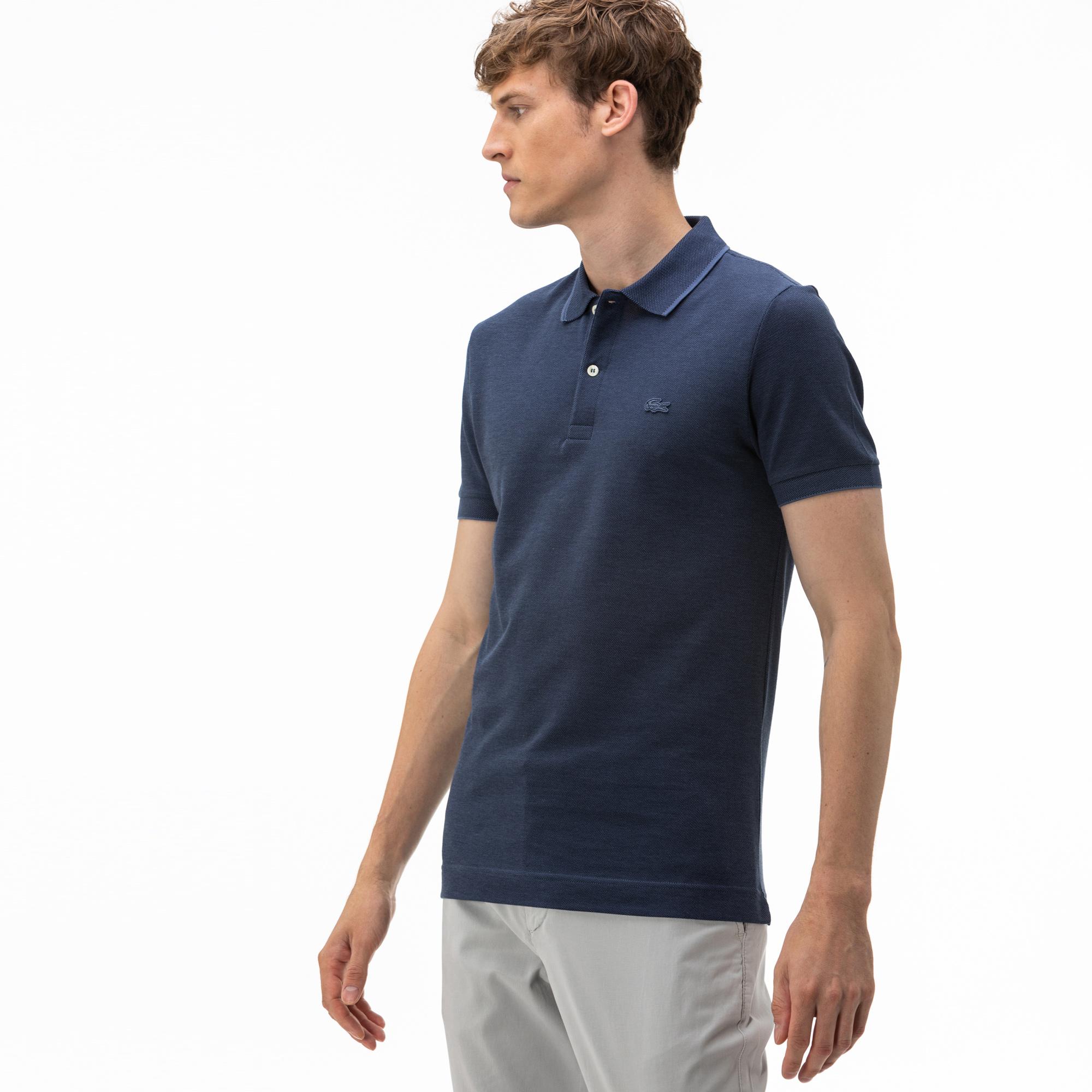 Lacoste Men's Cotton Piqué Polo