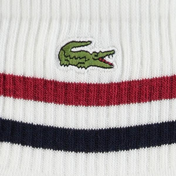 Lacoste Men's SPORT High-Cut Cotton Socks