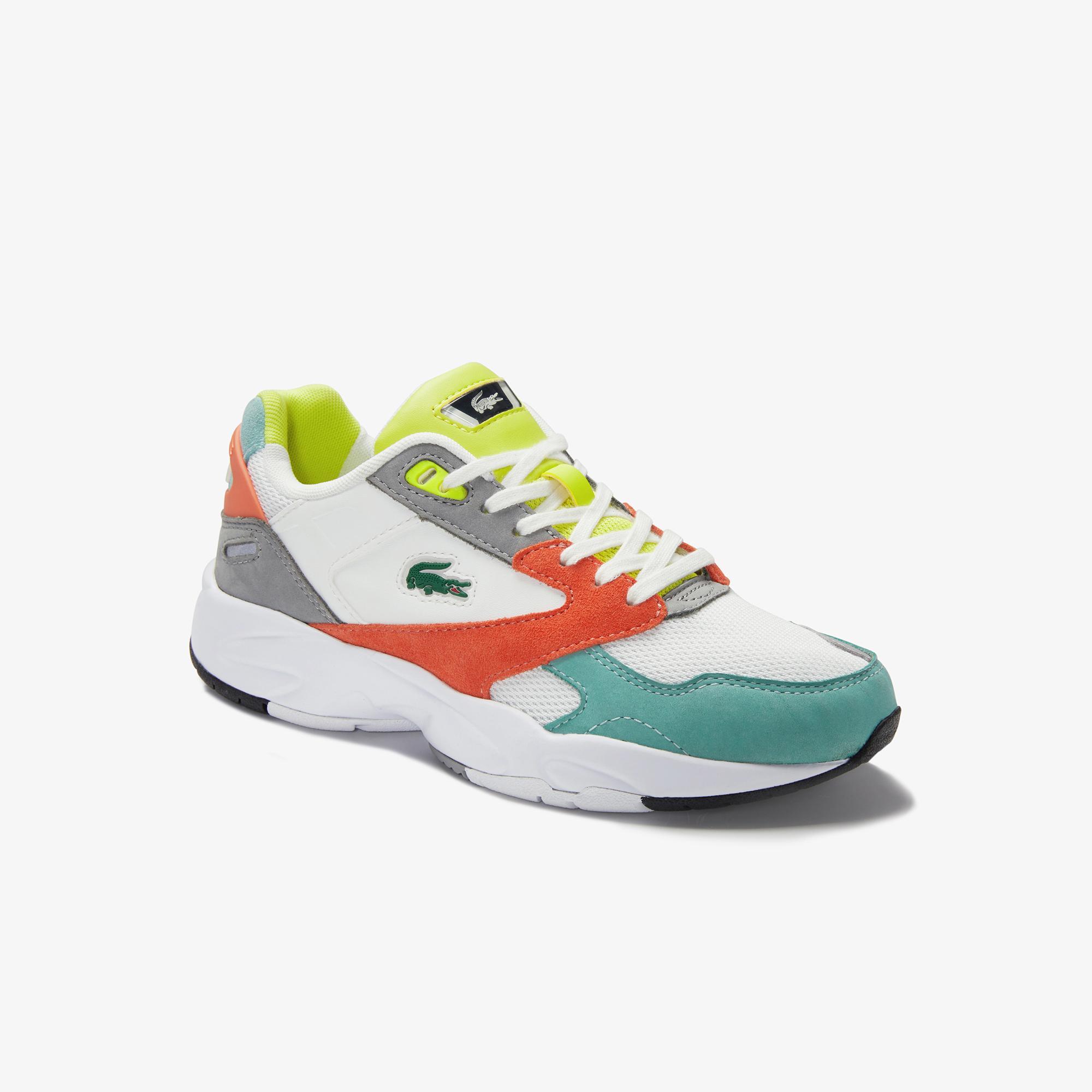 Lacoste Women's Storm 96 Lo 0120 2 SFA Sneakers