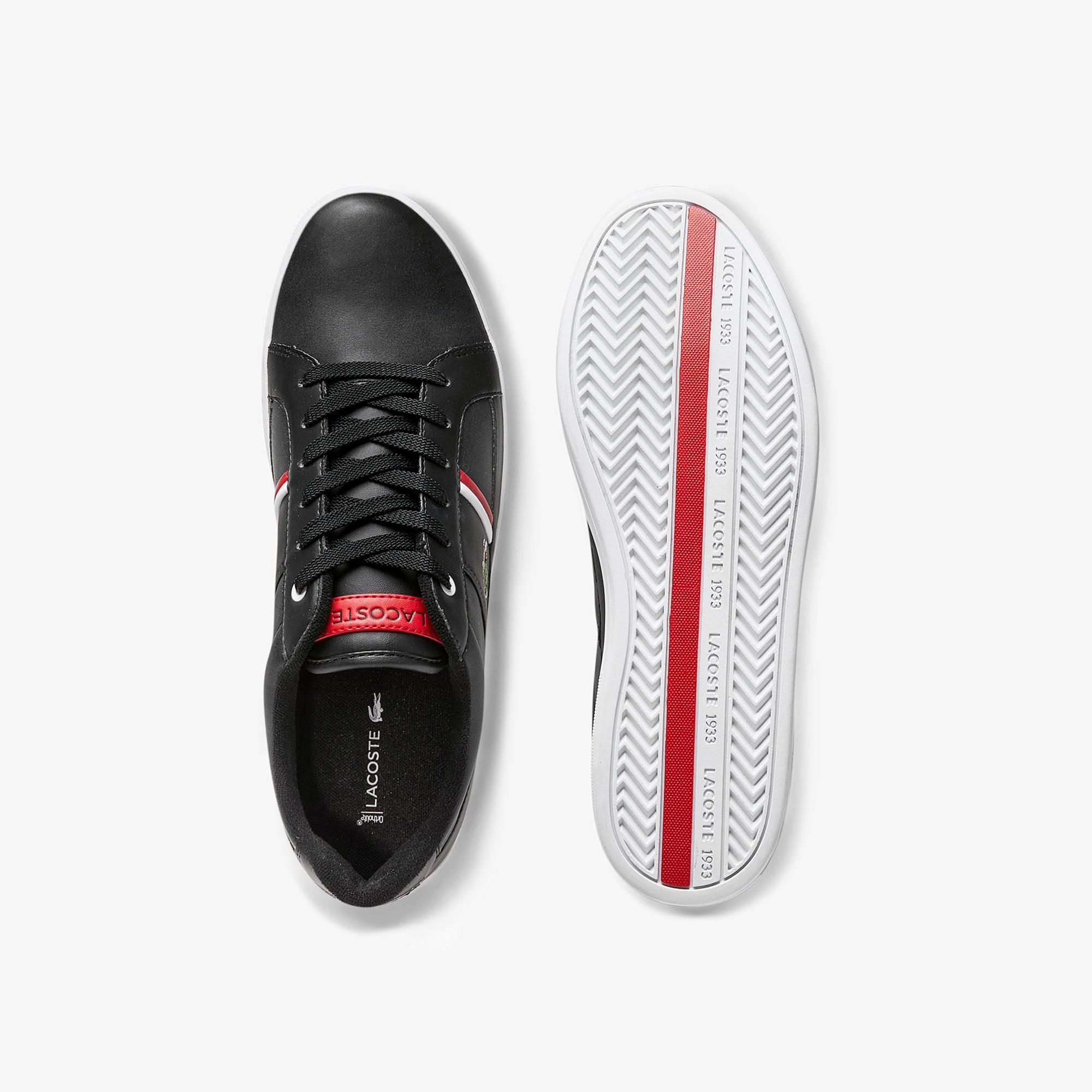 Lacoste Men's Europa Leather Sneakers