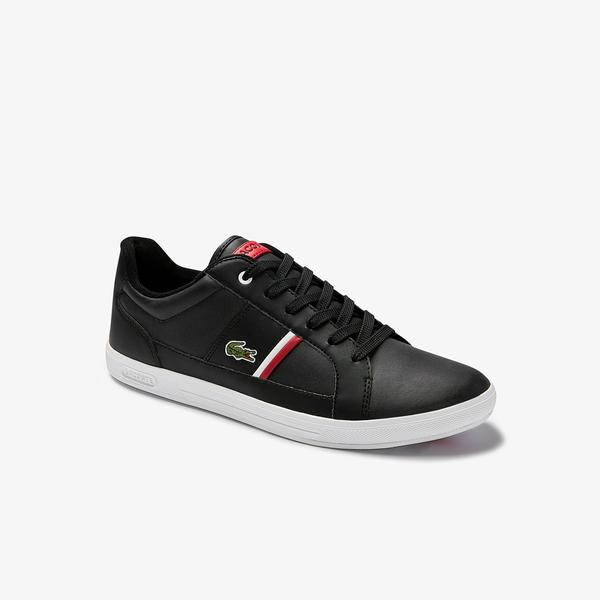 Lacoste Men's Europa Leather Sneakers