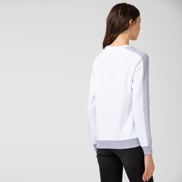 Lacoste Women's Crew Neck Sweatshirt