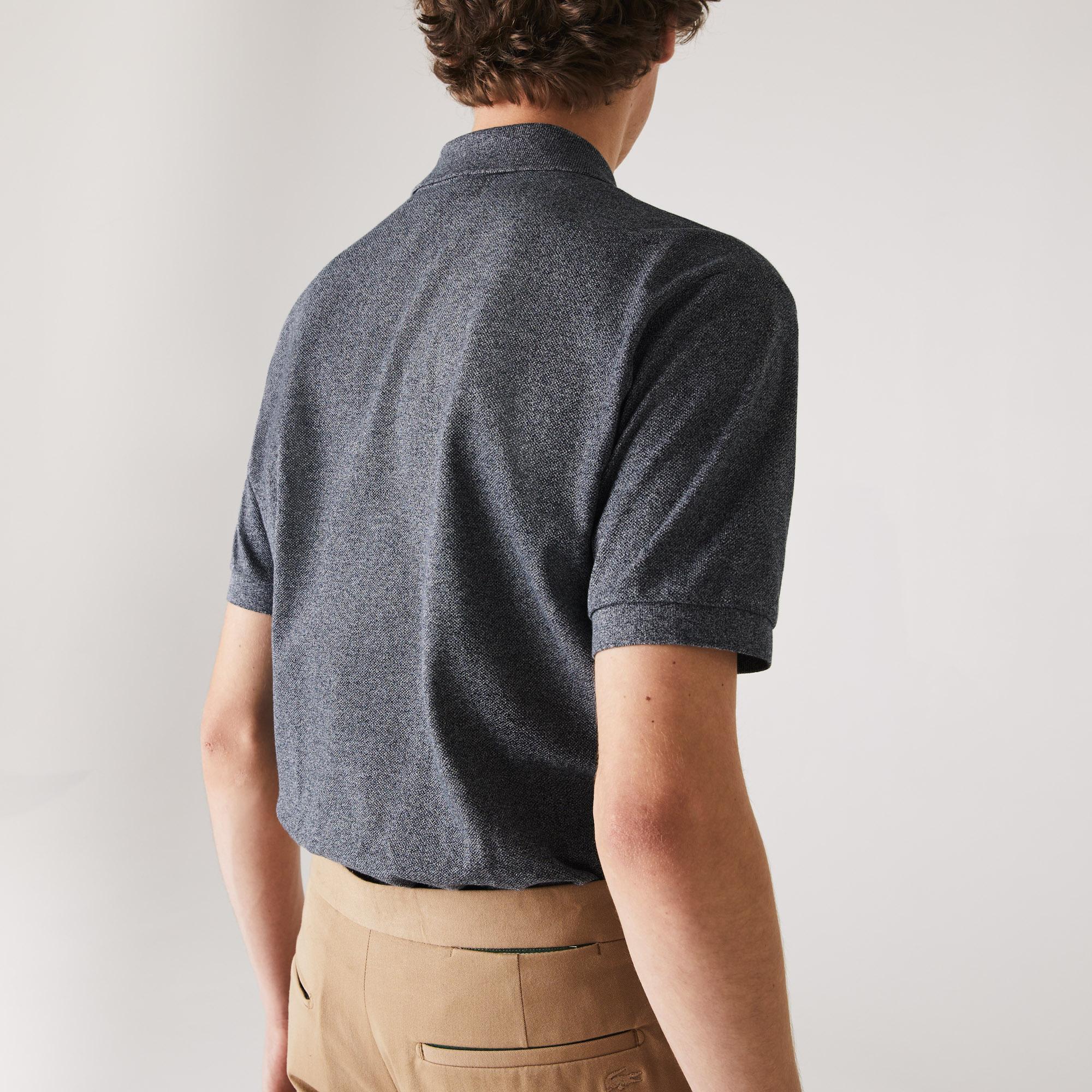 Lacoste Men's Marl L.12.64 Original Fit Polo