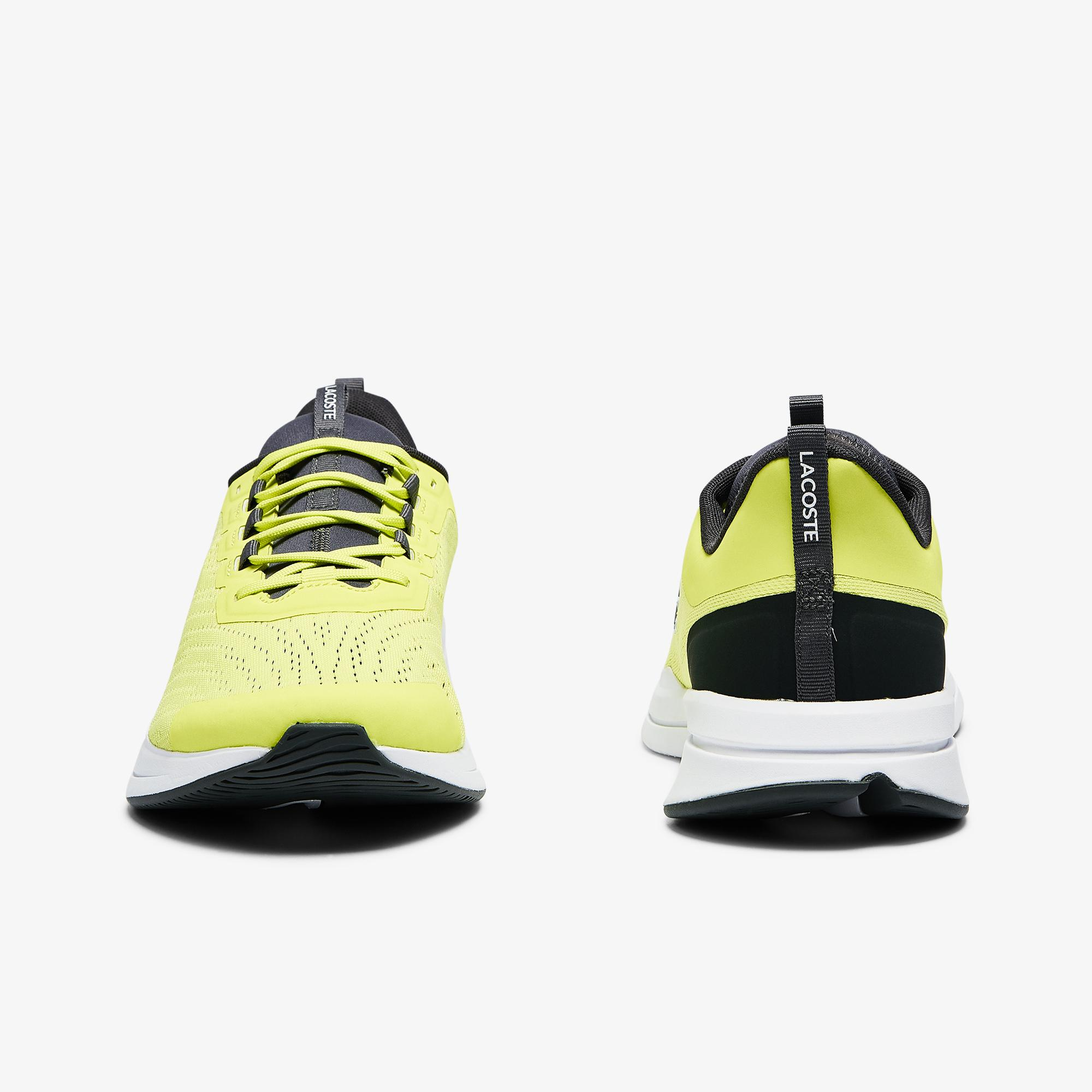 Lacoste Men's Run Spin Textile Trainers