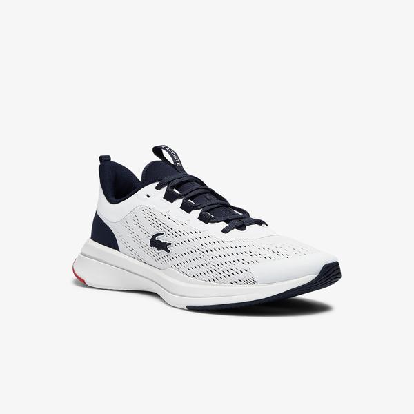 Lacoste Women's Run Spin Textile Trainers