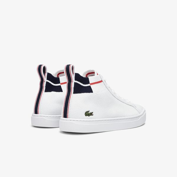 Lacoste Women's La Pıquee Mıd 0721 1 Cfa Shoes