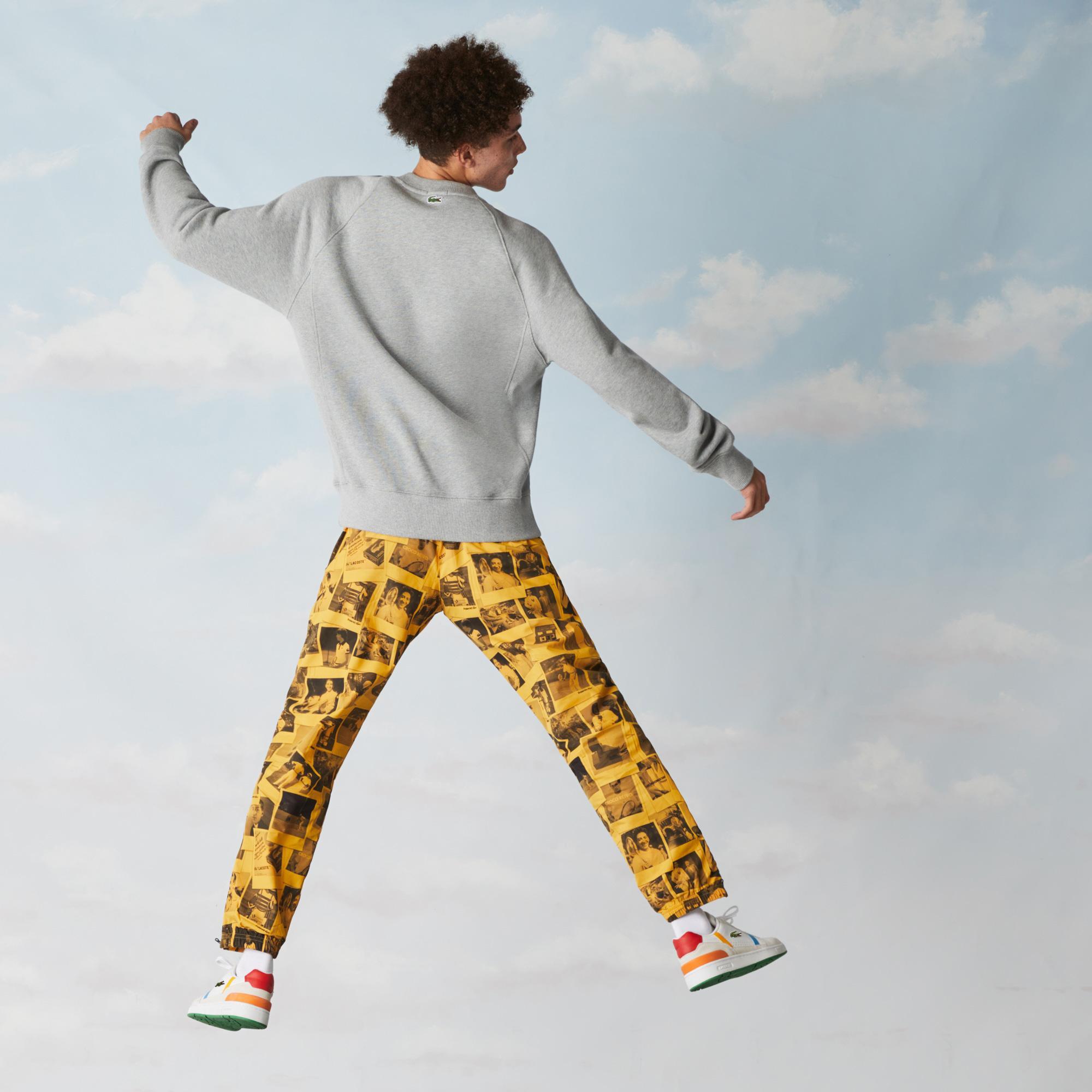Lacoste LIVE x Polaroid Unisex Loose Fit Sweatshirt